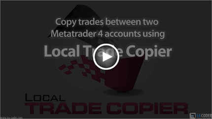 Video thumbnail LTC copy trades between mt4 accounts