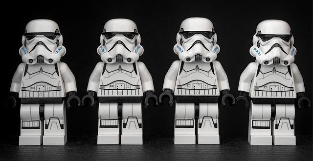 stormtrooper all same size