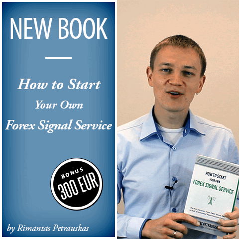 The Book How to Start Your Own Forex Signal Service