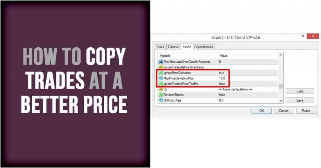 Copy Trades