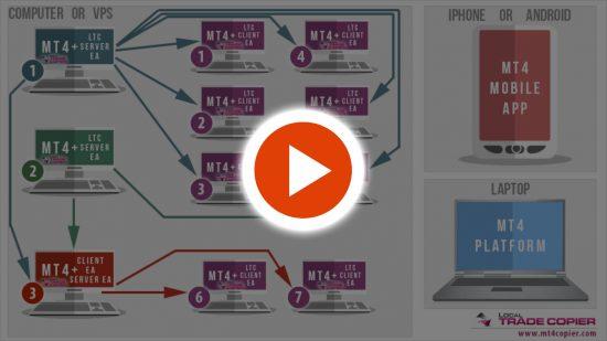 Forex copier multi account