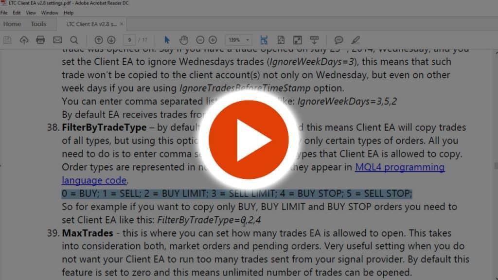 Copy forex trades free
