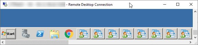 MetaTrader terminals running on a Windows VPS server